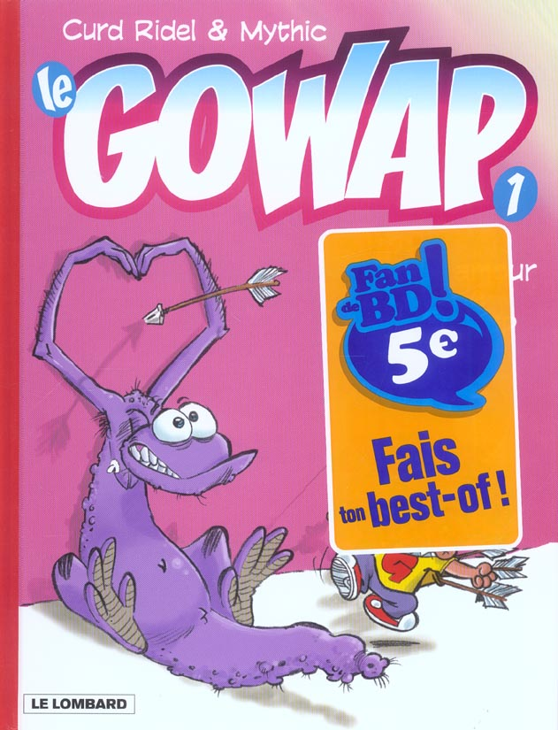 Le gowap t.1