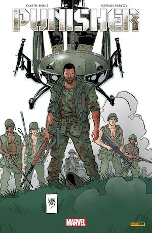 Punisher ; the platoon