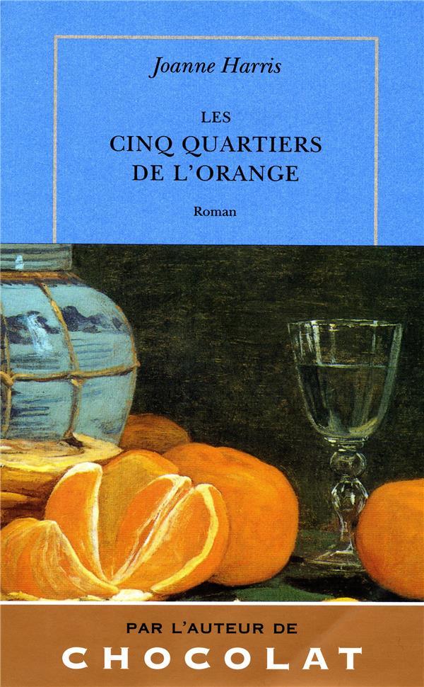 Cinq quartiers de orange