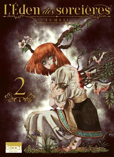 L'eden des sorcières t.2