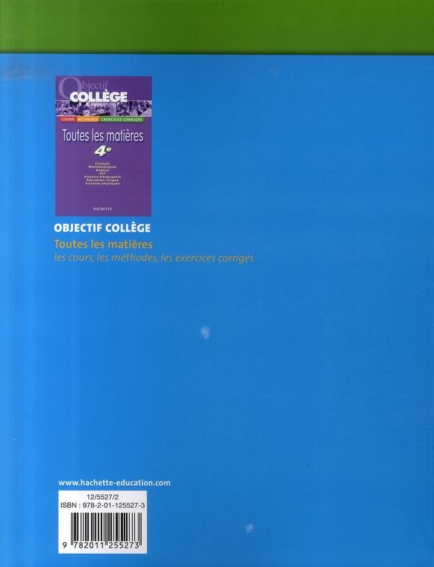 Physique Chimie 4eme Edition 2007 Collectif Hachette Education Grand Format Le Livre En Fete Figeac