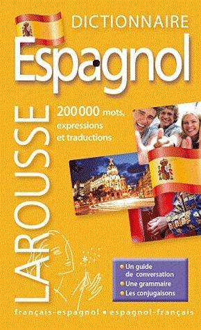 Dictionnaire Larousse De Poche Plus ; Francais-Espagnol / Espagnol-Francais