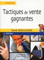 Vente Livre Numérique : Tactiques de vente gagnantes  - René Moulinier