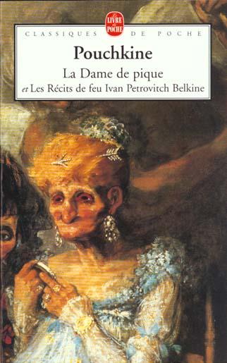 LA DAME DE PIQUE POUCHKINE-A