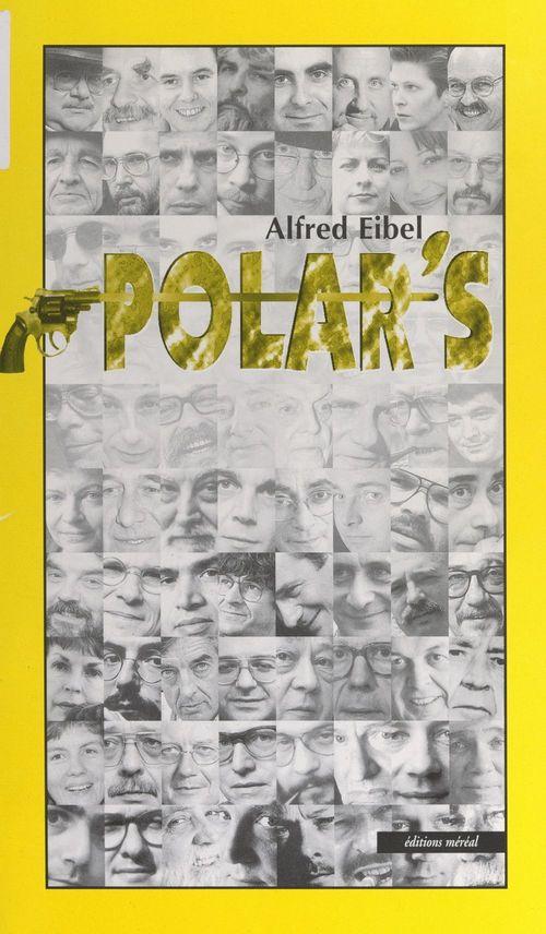 Vente Livre Numérique : Almanach du polar  - Alfred Eibel