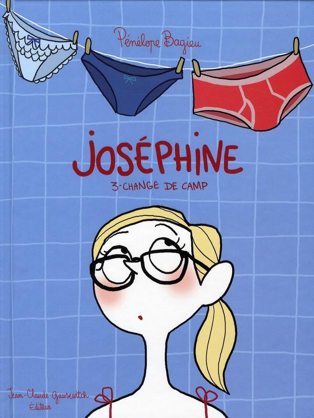 Joséphine t.3 ; change de camp