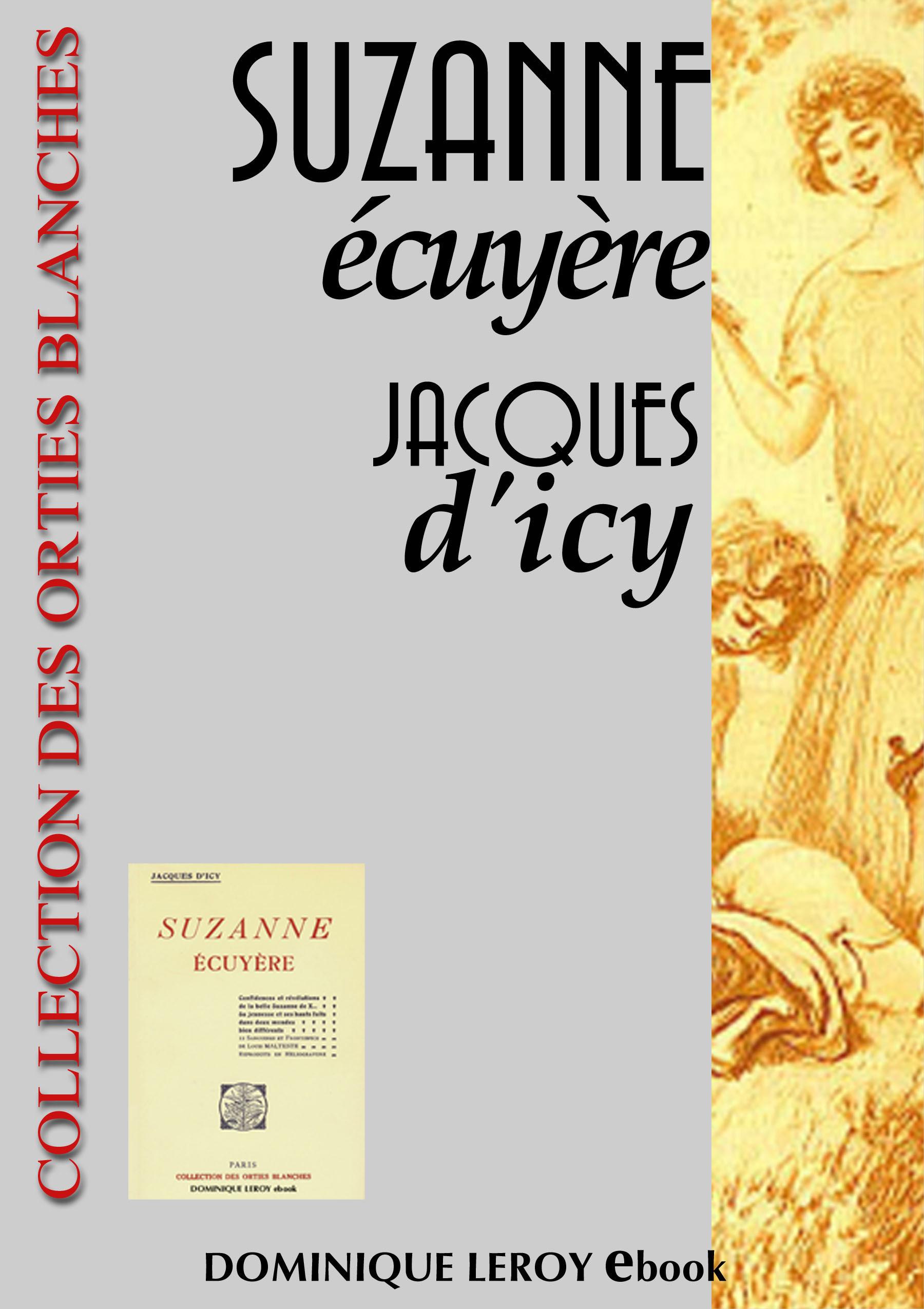 Suzanne Écuyère  - Jacques D' Icy