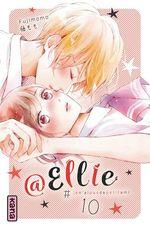 Vente Livre Numérique : @Ellie, tome 10  - Momo Fuji