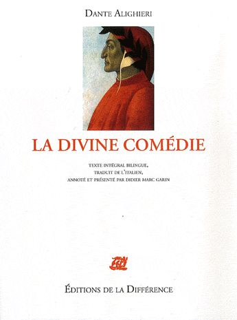 OEUVRES COMPLETES ; la divine comédie