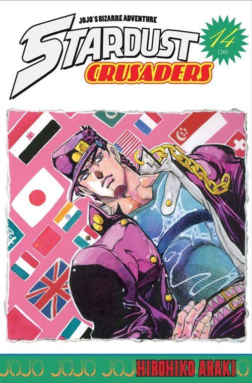 Jojo's bizarre adventure - saison 3 ; stardust crusaders T.14