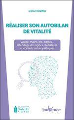 Vente Livre Numérique : Réaliser son autobilan de vitalité  - Daniel Kieffer