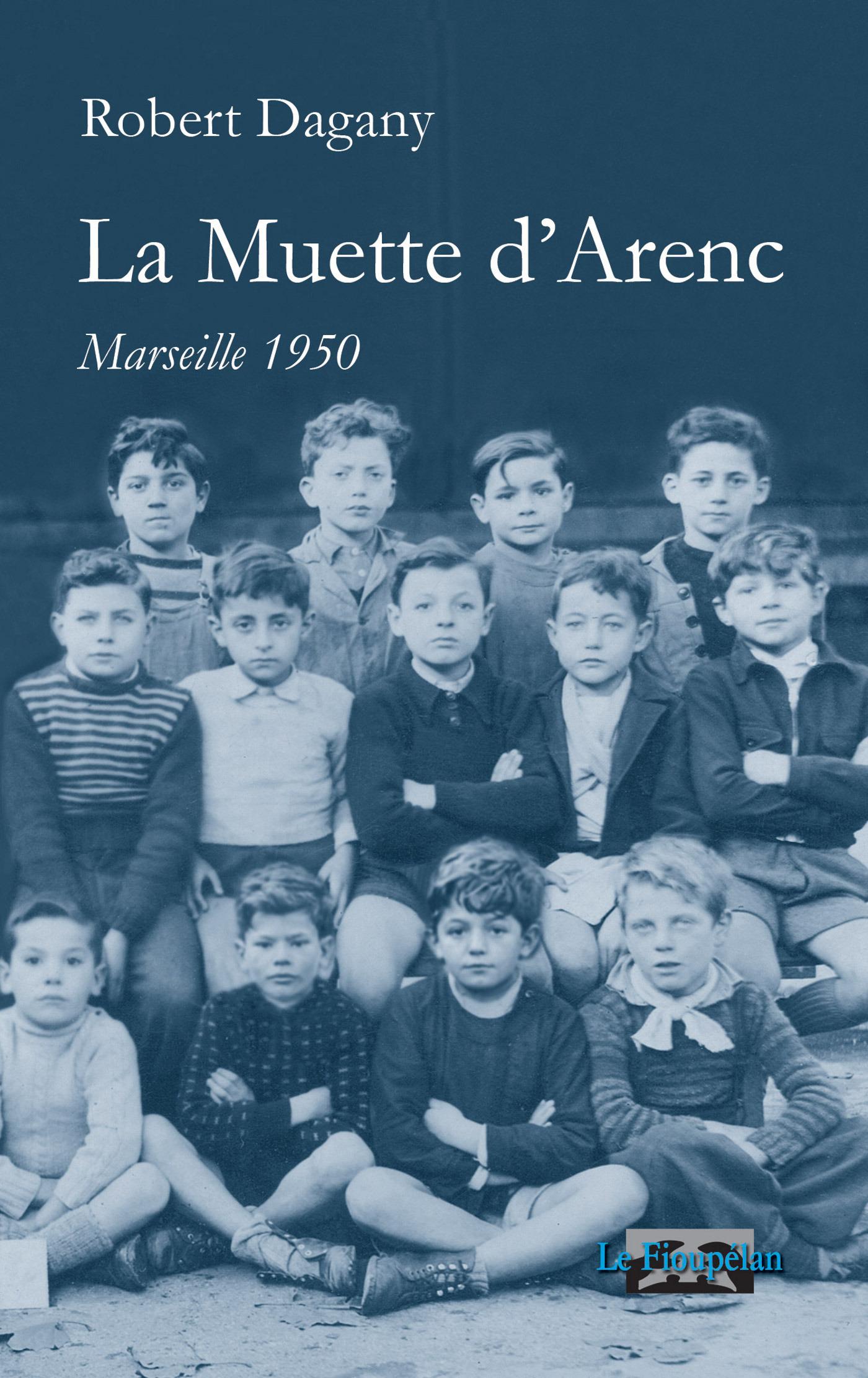 la muette d'Arenc,  Marseille 1950