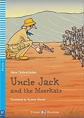 Uncle Jack and The Meerkats + Multi-Rom