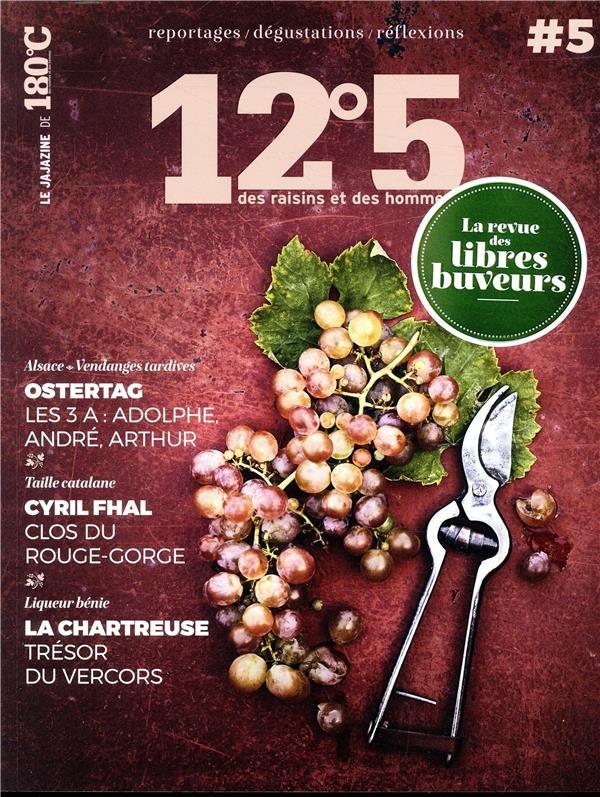 12°5 des raisins et des hommes n.5