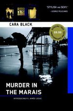 Vente Livre Numérique : Murder in the Marais  - Cara Black