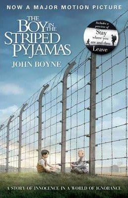 THE BOY IN THE STRIPED PYJAMAS - FILM TIE IN