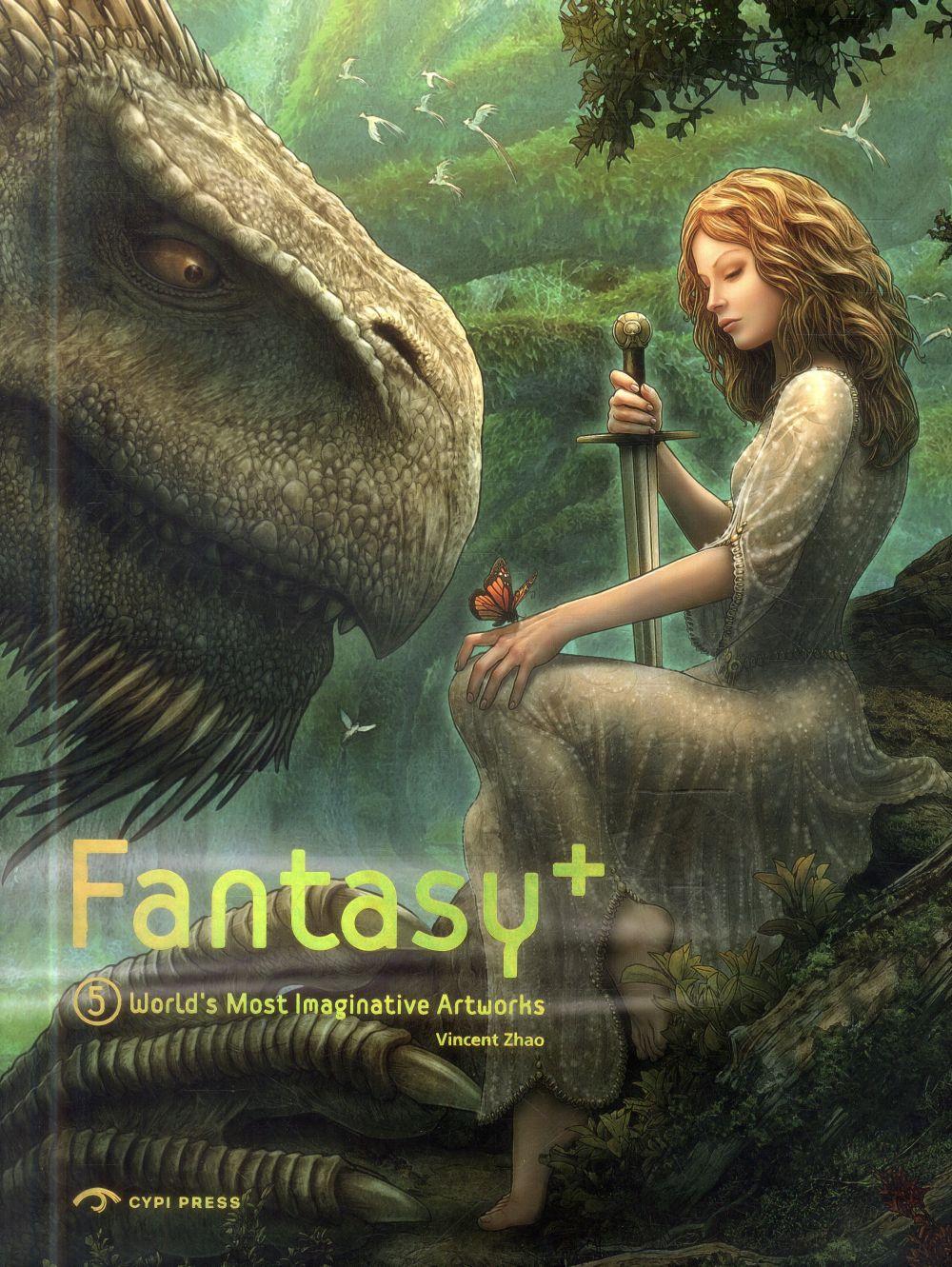 Fantasy T 5 World S Most Imaginative Artworks Vincent
