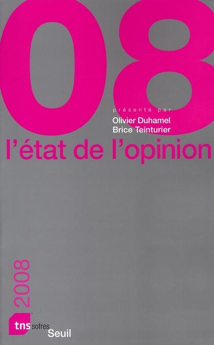 L'etat de l'opinion (2008)