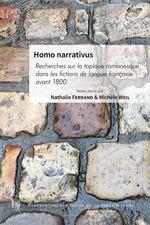 Homo narrativus  - Nathalie Ferrand - Michèle Weil