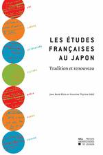 Vente Livre Numérique : Les études françaises au Japon  - Francine Thyrion - Jean René Klein