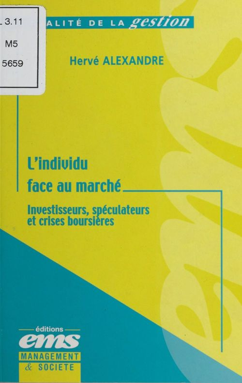 Individu face marche