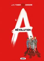 Vente Livre Numérique : L'A Révolution  - Jean-Christophe Tixier