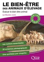 Vente EBooks : Le bien-être des animaux d'élevage