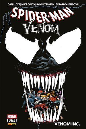 Spider-Man/Venom ; Venom inc.