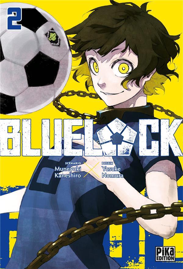 blue lock t.2