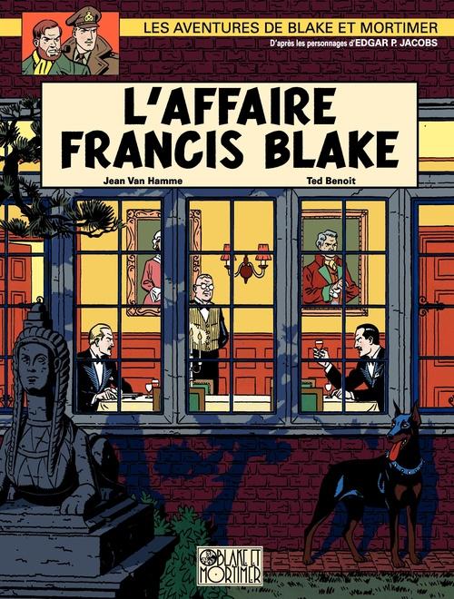 Blake et Mortimer T.13 ; l'affaire Francis Blake