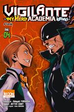 Vente Livre Numérique : Vigilante - My Hero Academia Illegals T04  - Kohei Horikoshi - Court Betten