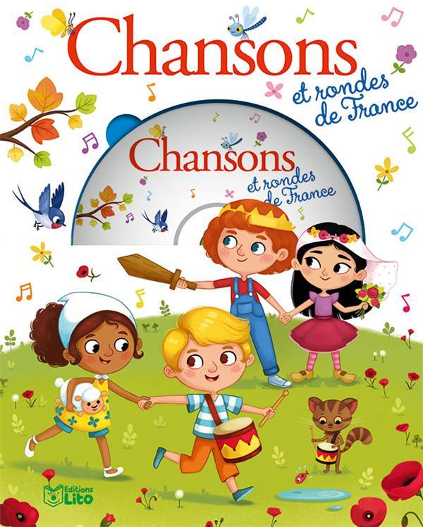 Chansons et rondes de France