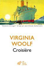 Vente Livre Numérique : Croisière  - Virginia Woolf