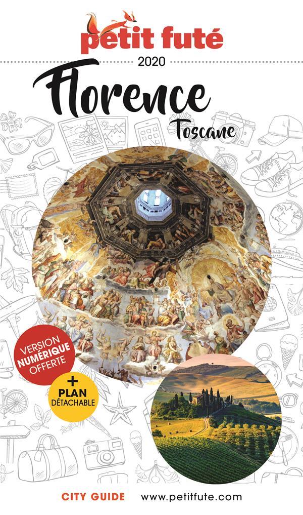 GUIDE PETIT FUTE ; CITY GUIDE ; Florence, Toscane (édition 2020)