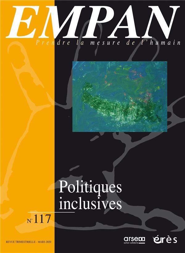 REVUE EMPAN N.117  -  MARS 2020  -  POLITIQUES INCLUSIVES