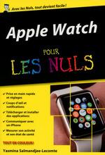 Vente EBooks : Apple Watch Pour les Nuls, édition poche  - Yasmina SALMANDJEE LECOMTE