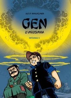 Gen d'Hiroshima ; INTEGRALE VOL.5 ; T.9 ET T.10