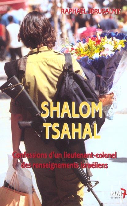 Shalom tsahal ; confessions d'un lieutenant