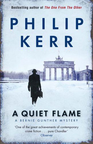 Vente Livre Numérique : A Quiet Flame  - Kerr Philip