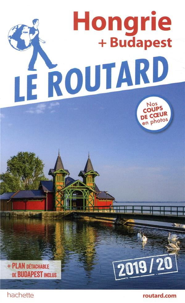 guide du Routard ; Hongrie  (+ Budapest) (édition 2019/2020)