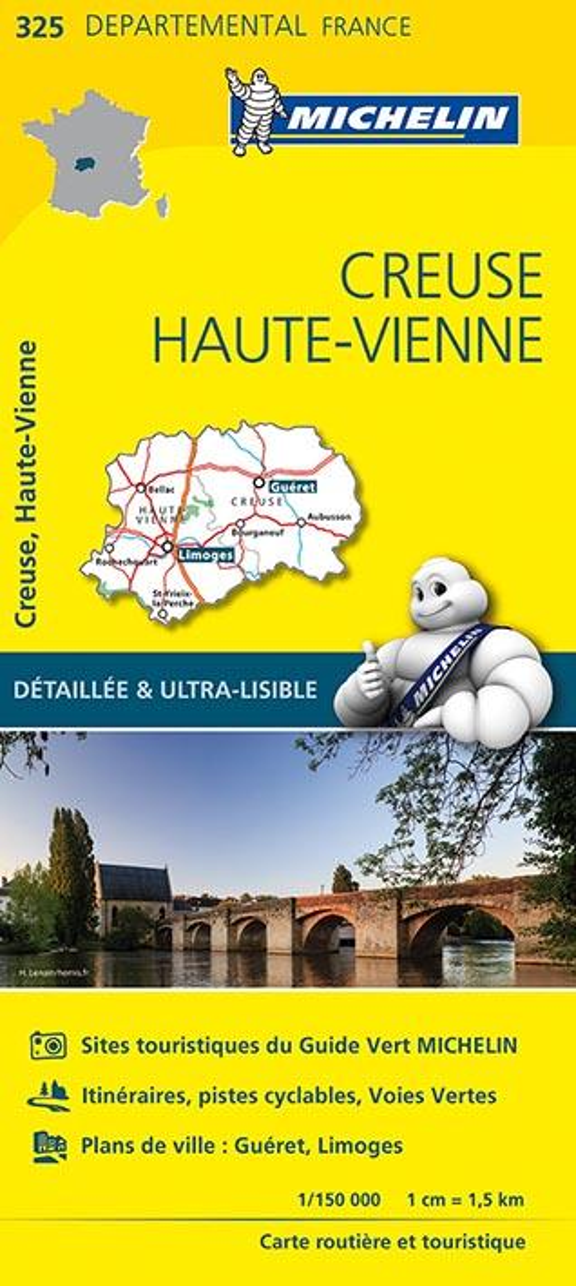 CREUSE, HAUTE-VIENNE