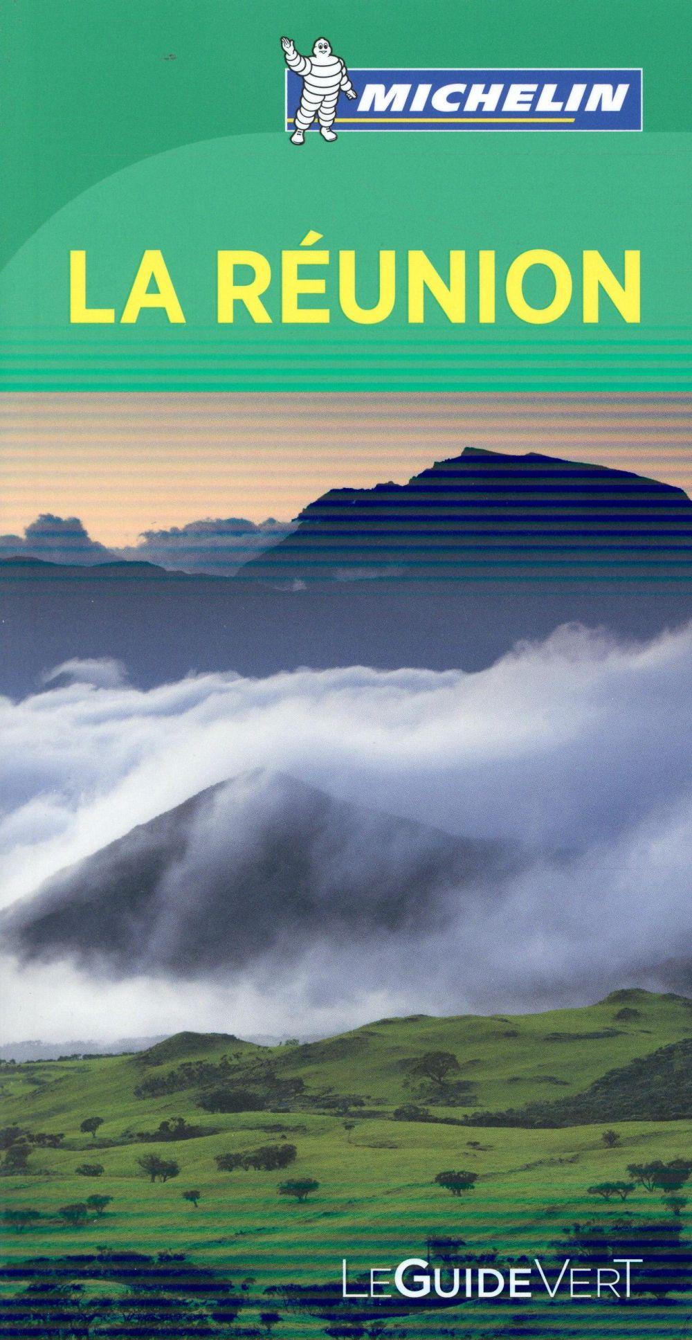 Le guide vert ; la Réunion  (édition 2017)