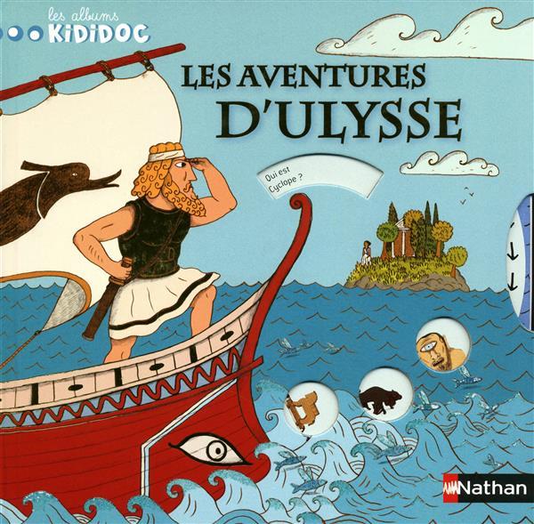 Les aventures d'Ulysse ; où est Cyclope ?