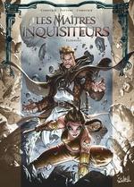 Vente Livre Numérique : Les maîtres inquisiteurs t.17 ; Elekhiad  - Stéphane Louis - Sylvain Cordurié - Andrea Fattori