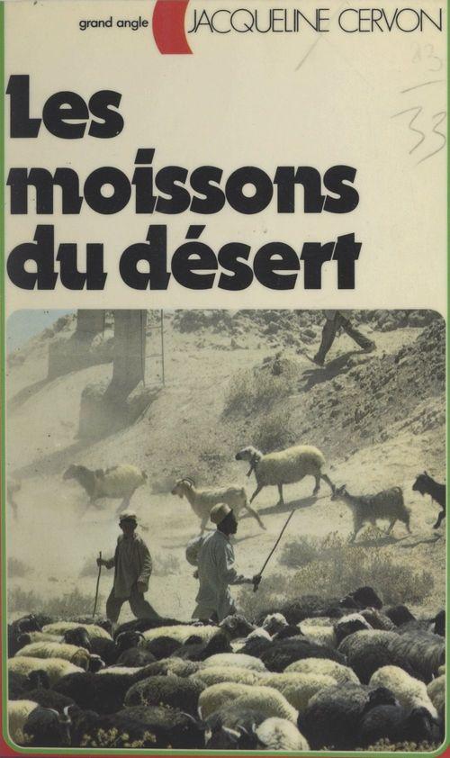 Les moissons du désert