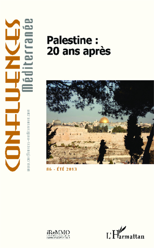 Vente EBooks : Palestine : 20 ans après  - Pierre BLANC