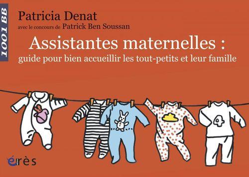 Assistantes maternelles : guide pour bien accueillier les tout-petits et leur famille