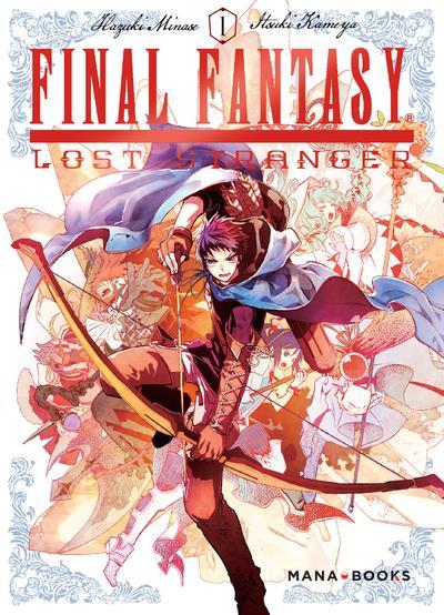 Final Fantasy - lost stranger t.1