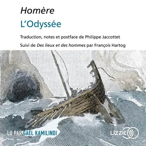 L'Odyssée  - Homere  - Francois Hartog
