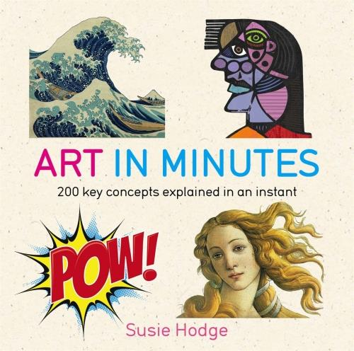 ART IN MINUTES - 200 KEY CONCEPTS EXPLAINED IN AN INSTANT